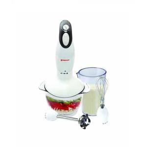 Westpoint Hand Blender Chopper & Egg Beater Wf-3201