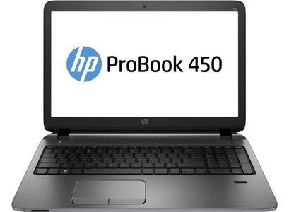 HP Probook 450 G2 - Core i3-4030U - 04GB Ram - 500 GB HDD - Win 10 - 15.6  720p LED Display