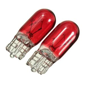 The Old Tree 12v 5w Red Side Light Dashboard Bulbs