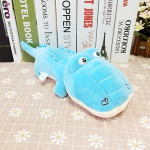 BlingBlingStar Lovely Crocodile Pillow Stuffed Animal Toy Soft Plush Toy Doll  Kids Gift