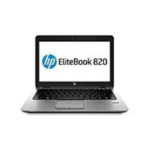 "HPElitebook 820 G1 - 4th Gen Intel Core i5-4300U 1.9 ghz - 04 GB RAM - 320 GB HDD - 12.5"" - Black (Refurbished)"