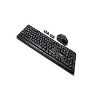 JedelJedel WS-1100 Wireless Keyboard Mouse Combo
