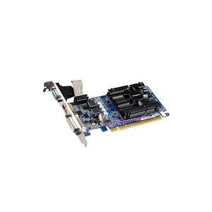 Ge Force 210 GPU Integrated 1-GB DDR-3 Gaming Graphic Card Black