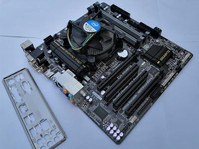 Gigabyte GA-H87M Motherboard - Intel Coper Core HSF Core i5 4690 Processor  - Gaming PC - Motherboard - Buy Latest Computer Accessories Online