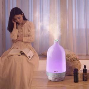 The Old Tree 200ML 9W Air Humidifier Aroma Diffuser Purifier Fog Mist Maker Home Office Light