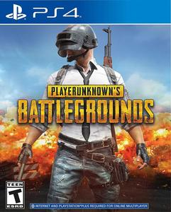 PLAYERUNKNOWN'S BATTLEGROUNDS - PUBG - PlayStation 4
