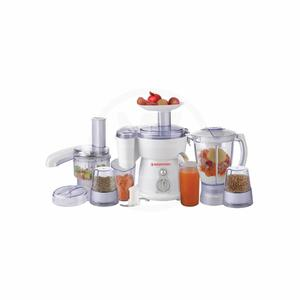 Westpoint - WF-2805 - Jumbo Food Factory With Extra Grinder - 5 in 1 - White