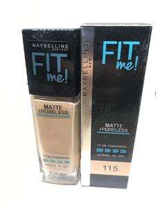 Maybelline Fit Me Matte Poreless foundation - 30ml