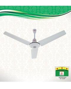 Royal Fans Ceiling Fan - Summer Clearance Offer - Deluxe Model - Copper Winding - 56'' - White
