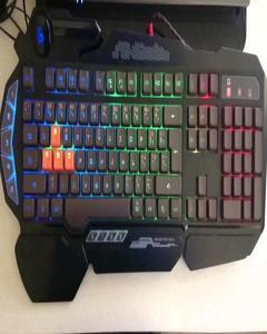 A4Tech B418 - Mechanical Light Strike Gaming Keyboard