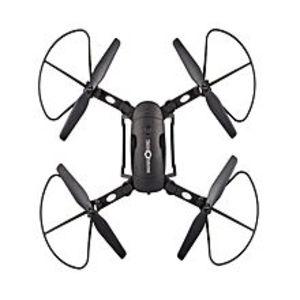 Mini cooperLh-X24 Wifi Wide Angle Hd Camera Foldable 2.4Ghz Selfie Drone , Auto Return ,Roll 360 Flights