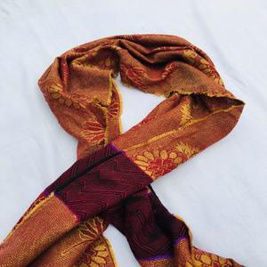 Womens Fashion Long Scarf Soft Cotton Tassel Scarves