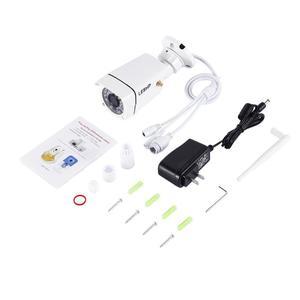 "TE 100W/200W 1/4"" CMOS 24 IR LED Wireless Wifi Outdoor Security Bullet Camera"