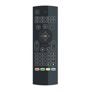 Rii Air Mouse Bluetooth Remote Keyboard 2.4G Backlight Mini Wireless Air Mouse Remote Control Motion Sensing for Android TV Box Raspberry Pi KODI TV Box Mini PC Windows iOS MAC Linux PS3 Xbox One Smart TV Etc.
