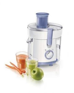 Juice Extractor - HR1811 - White & Blue