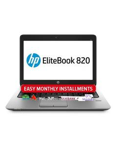 Elitebook 820 G1 - 4th Gen Intel Core i5-4300U 1.9 ghz - 04 GB RAM - 500 GB HDD - 12.5  - Black (Refurbished)