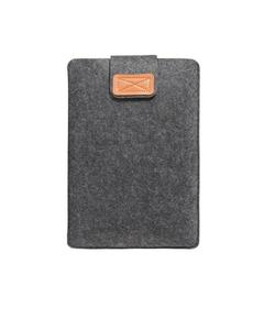 Macbook Sleeve 13 Inch Premium Soft For Air/Pro/Retina And Touch - Charcoal