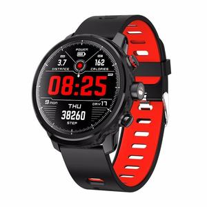 L5 Multi-function Smart Watch Sports Watch Full Circle Touch Screen Long Standby Touch Screen Smart Bracelet