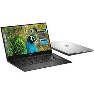 "Dell XPS 13 9350 6th Gen Ci7-2.50 8GB 256GB SSD 13.3"" Quad HD LED Touchscreen W10."