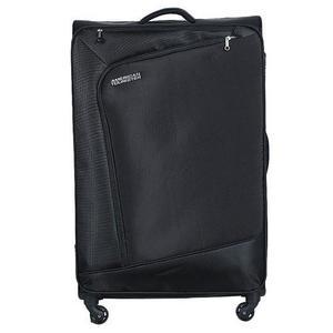 Vienna Spinner Suitcase 66cm - Black