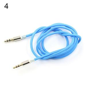 Amamia 3.5mm Male to Male Car Aux Auxiliary Cord Stereo Audio Cable Wire for Phone iPod