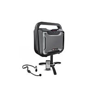 AudionicWireless Rechargeable Tw-10 Taraweeh Speaker - Black By Cs