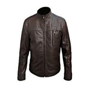 TASHCO ClothingMen's Brown Arrow Leather jacket