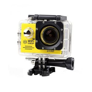 SMP Gopro Camera With Mounts - Multicolor