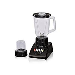 Cambridge ApplianceCA BL2086 - Blender with Mill - 250W - Black