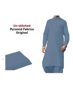 Men's Un-Stitched Fabric Stylish Kurta And Shalwar For Men