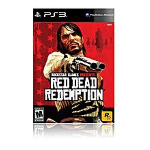 Sony Red Dead Redemption - PS3