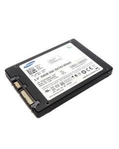"""SAMSUNG 2.5"""" 256Gb Ssd Sata 6.0Gbps Solid State"""