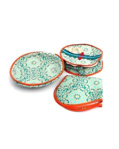 Pack of 3 - Roti Basket - Mulitcolour