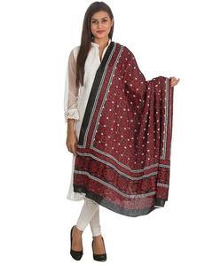 Multi Color Sindhi Ajrak Sl-001