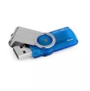 4GB USB Flash Drive Fast Data Traveler - Brand Warranty