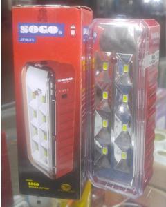 Long Lasting Battery Original Sogo JPN-85 Rechargeable LED Light - Samsung Android Charging Socket