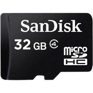 32 gb Micro SD Memory Card With Fast Data Transfer Rate - Black