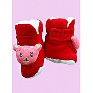 Cool Boy Store Baby Winter Collection Booties Soft Stuffed