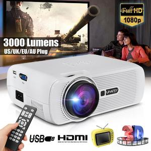 The Old Tree Portable HD 1080P HDMI Multimedia LED Video Projector 3D Home Cinema Theatre