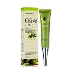 Olive Oil Eye Cream, Anti-puffiness, Dark circles, Anti-aging, Moisturizing, 20g, Free shipping