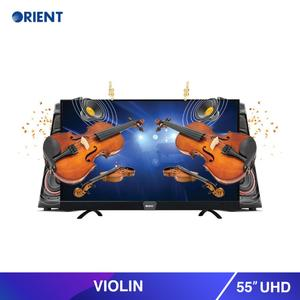 Orient Violin 55S UHD LED TV Black