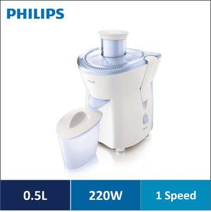 Philips Juicer  - White/blue - HR1823/70