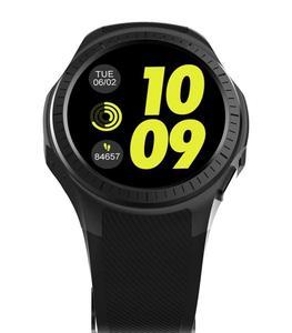 Microwear L1 Bluetooth Hd Smart Watch-Gun Metal Grey