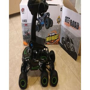 Remote Control Buggy 6X6 Off road Wild beast 1:14 scale