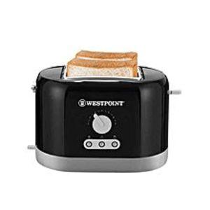 WestpointWF-2538 - 2 Slice Toaster - Black