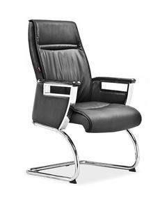 Torch CEO/ Senior Executive Visitor Imported Chair - CV-B60BS - Black