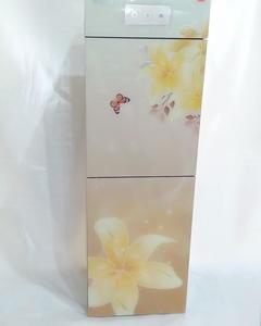 Super Asia Super Asia Water Dispenser - HC 39 Glass Door, 220-240V, 50/60 Hz, 16Ltr Storage Refrigerator, High Efficiency Compressor Cooling.