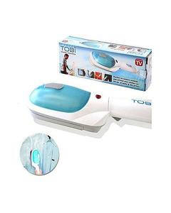 Quick Travel Steam Iron - White And Blue