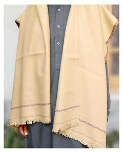 Best Quality Handmade Australian Wool Shawl - For Gents - Imported wool