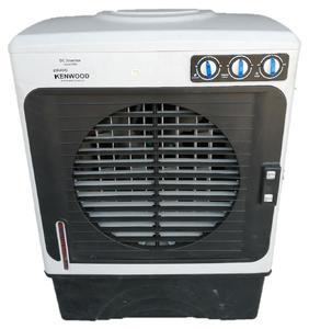 BRAVO KENWOOD 7000 Black DC INVERTER Air Room Cooler , Pad , Copper Motor , Imported Pump With Sensor, AC 220V